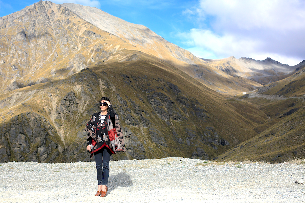 9X2A1824 copy Remarkables Top Aztec Cape looking out