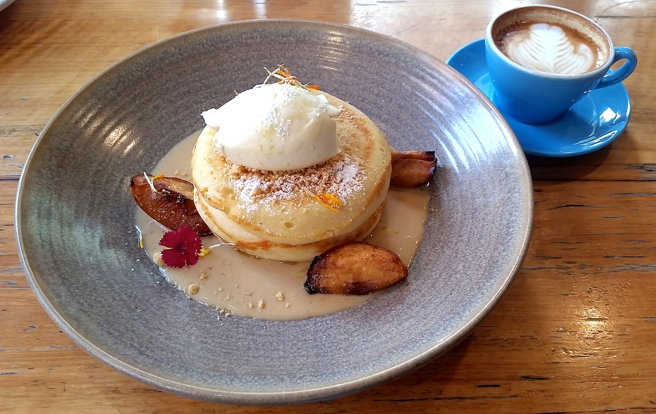 _proud mary hotcakes and coffee