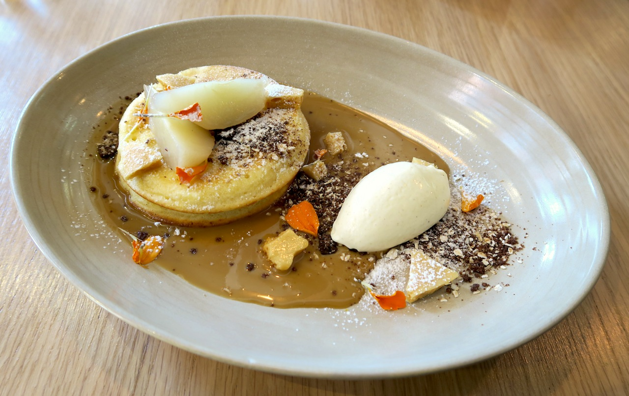 _proud mary hotcakes pear version